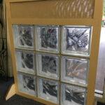 Fixed mesh vent